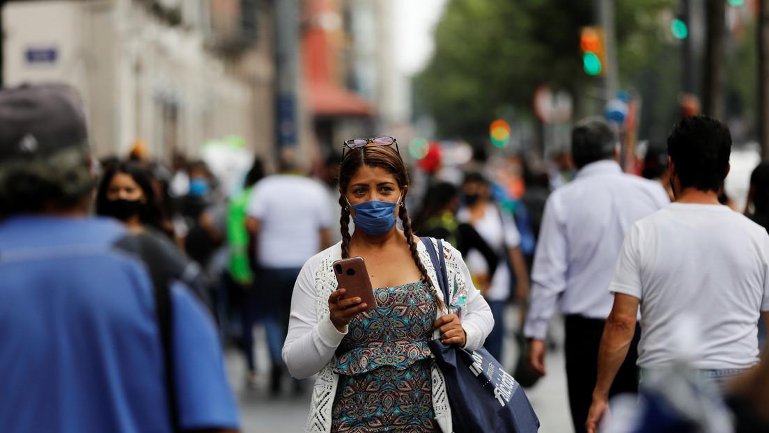 México acumula 443.813 casos confirmados de coronavirus y 48.012 decesos