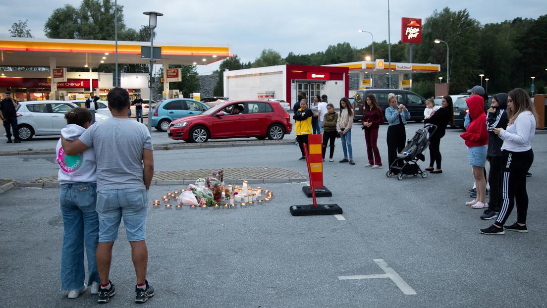 La muerte de una niña de 12 años por una bala perdida enciende el debate sobre la violencia de las pandillas en Suecia