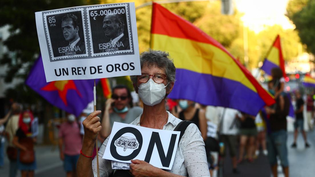 España, entre la vergüenza y la infamia: la huida del rey Juan Carlos de la Justicia