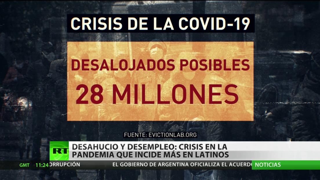 EE.UU.: La crisis generada por la pandemia castiga más a las comunidades latina y afroamericana