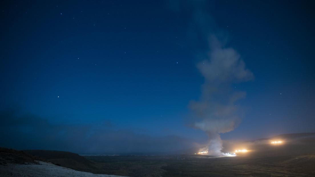 EE.UU. realiza un lanzamiento de prueba de un misil Minuteman III desde California