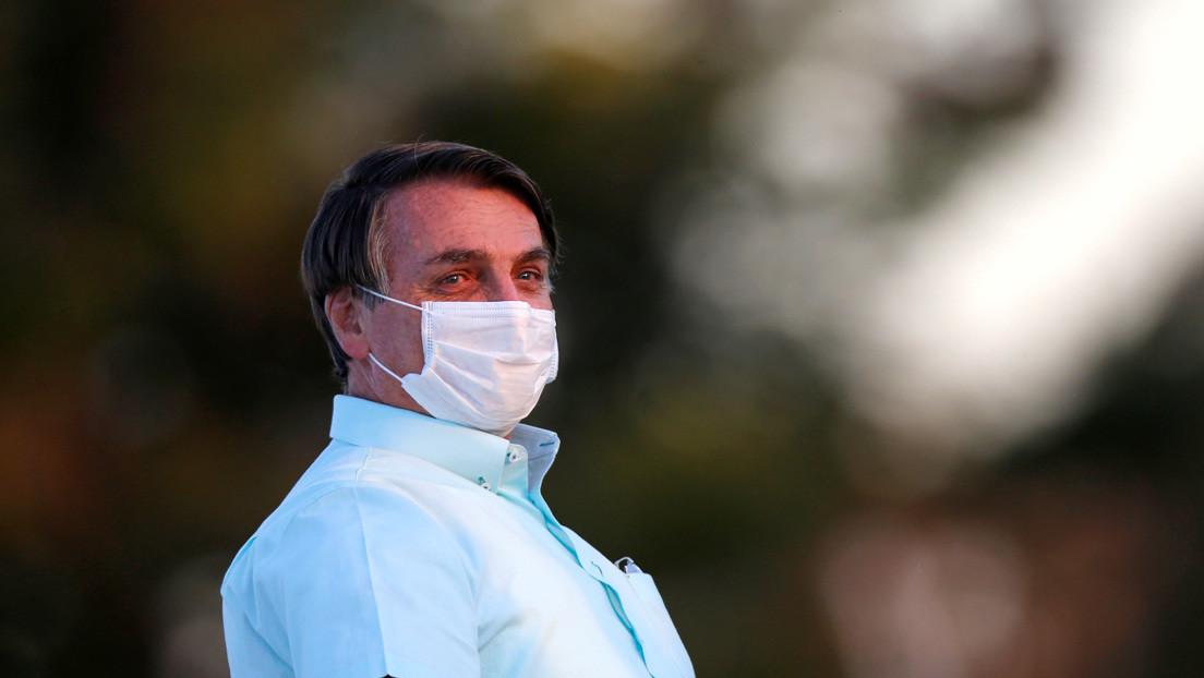 Bolsonaro veta ley de compensación económica para los trabajadores de salud incapacitados por el coronavirus
