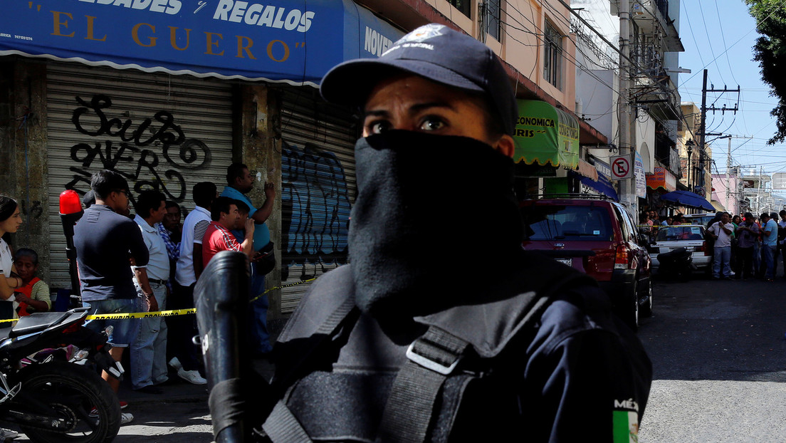 Hombres armados balean las instalaciones de un periódico mexicano en Guerrero