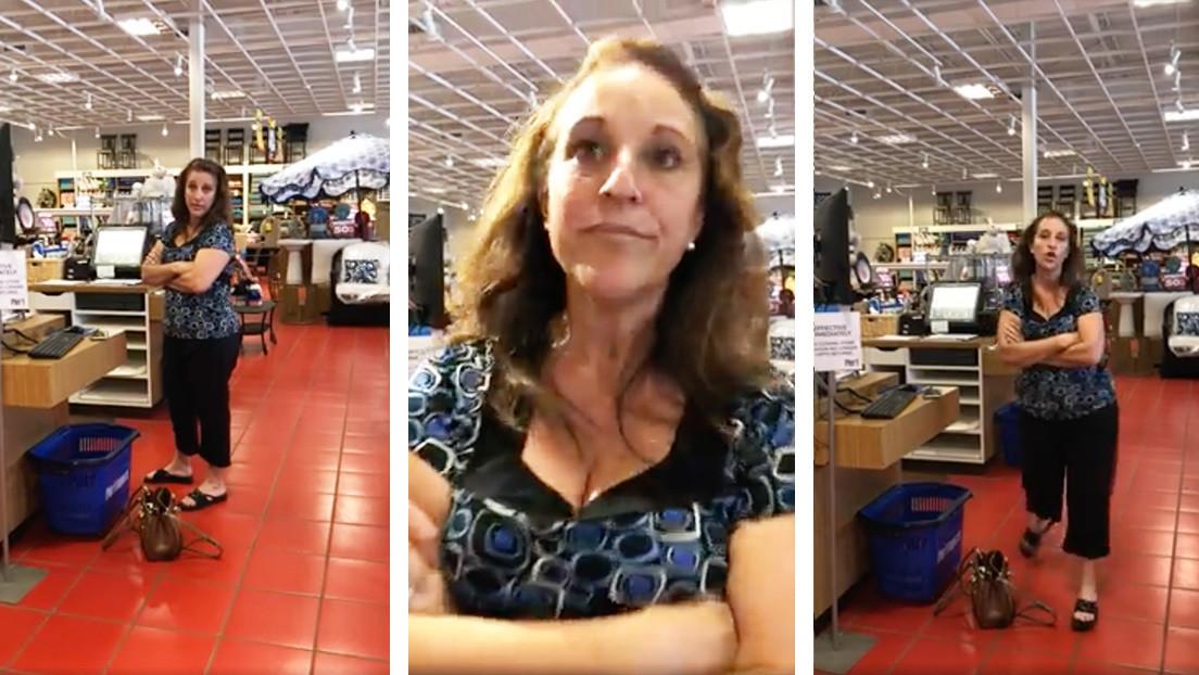 Arrestan a la mujer que tosió deliberadamente sobre una paciente con cáncer (VIDEO)