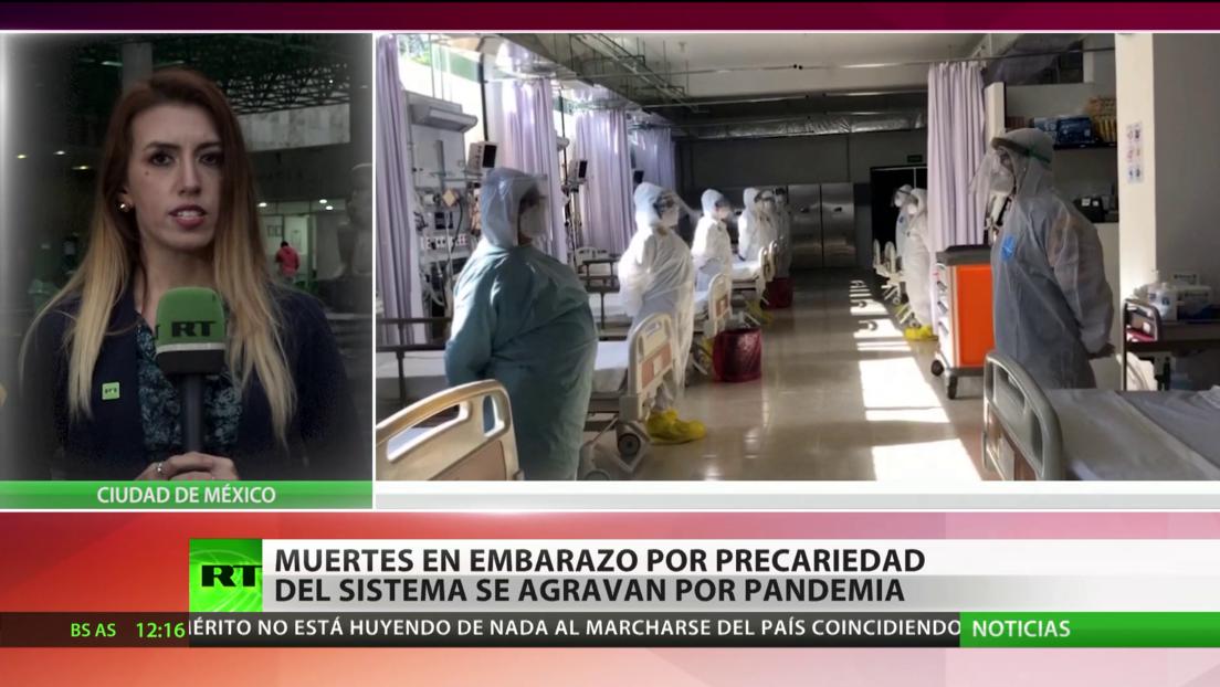 México: Se agravan con la pandemia las muertes en el embarazo por la precariedad del sistema sanitario