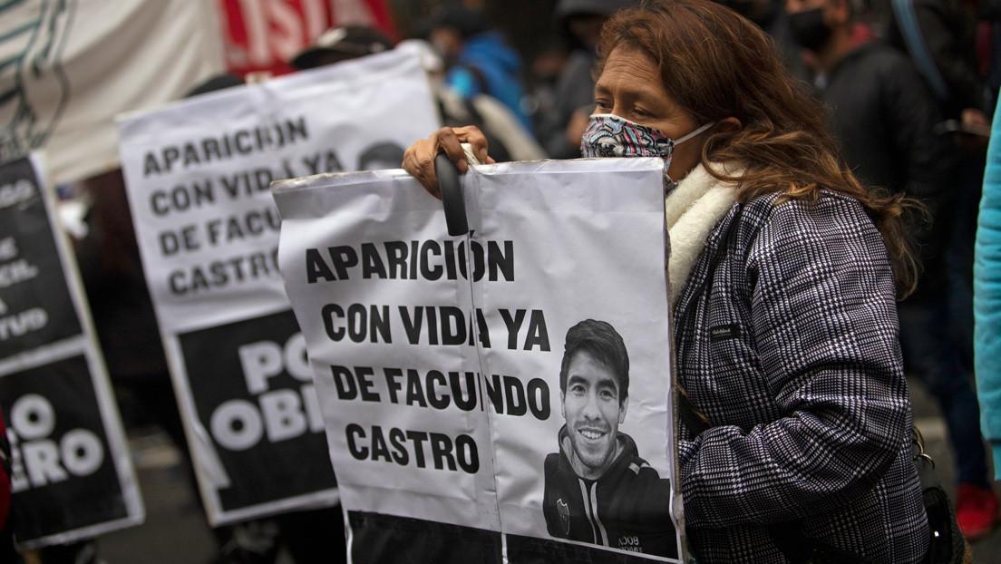 La 'desaparición forzada' de Facundo, el caso que desafía al gobierno de Alberto Fernández