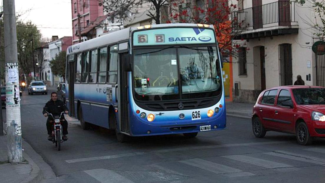Le negaron ser conductora de autobuses solo por ser mujer, ganó el derecho en la Corte argentina y aún no le dejan manejar