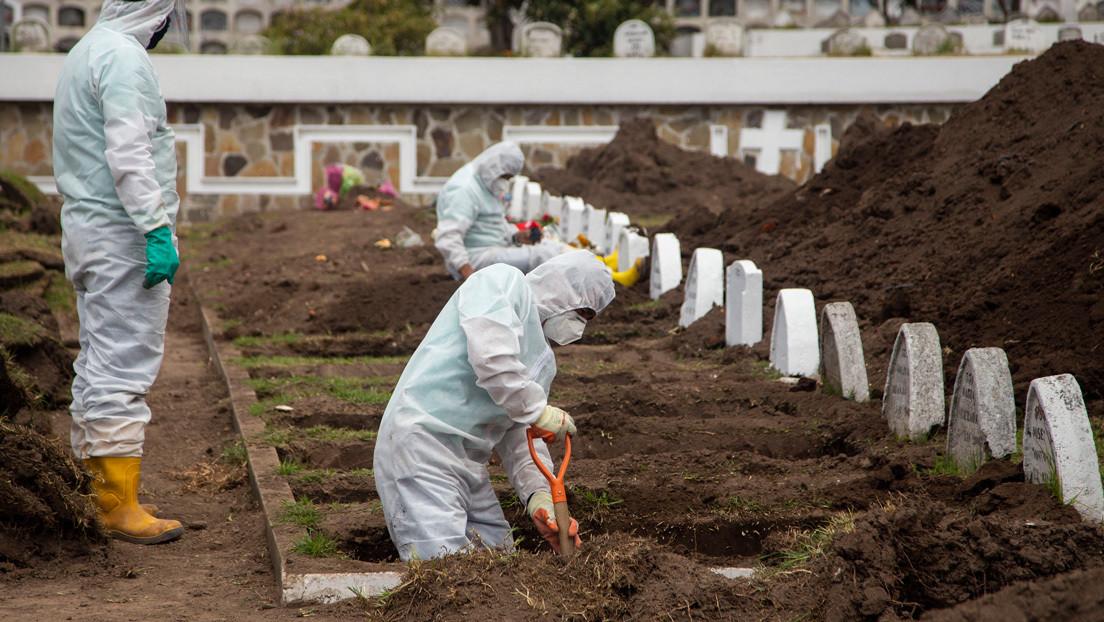 Ecuador acumula 88.866 casos de coronavirus y supera a China en número de contagios