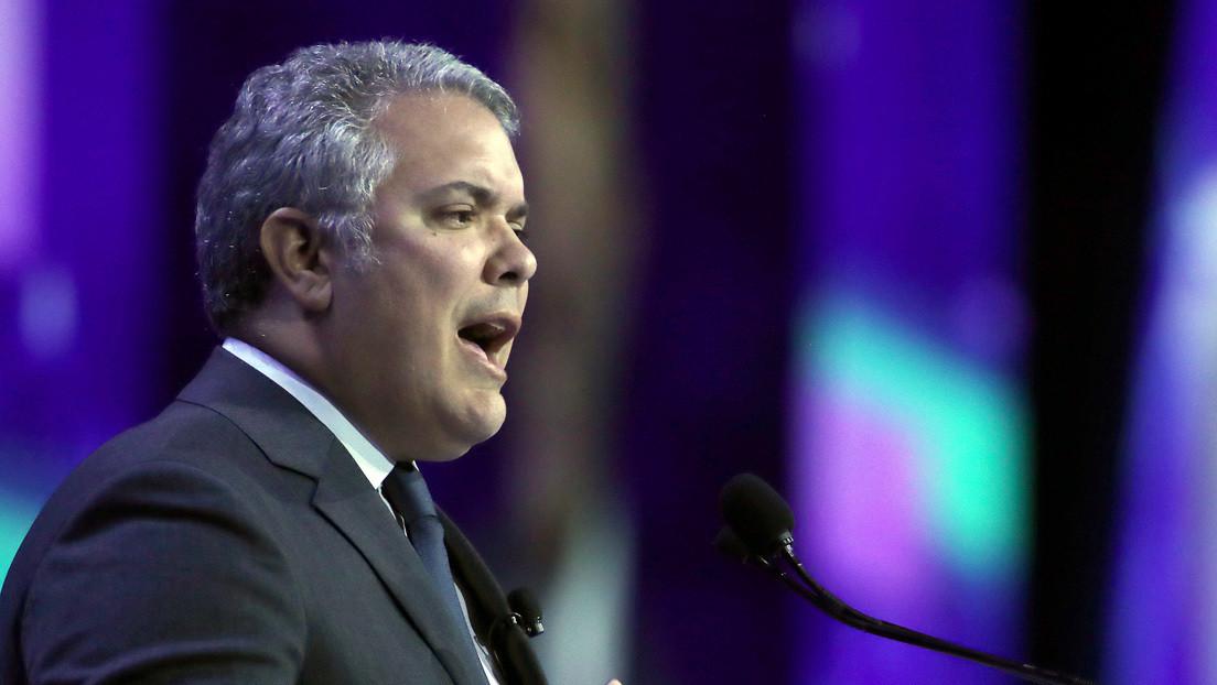 """Duque propone una """"reforma judicial"""" en Colombia tras la detención del expresidente Álvaro Uribe"""