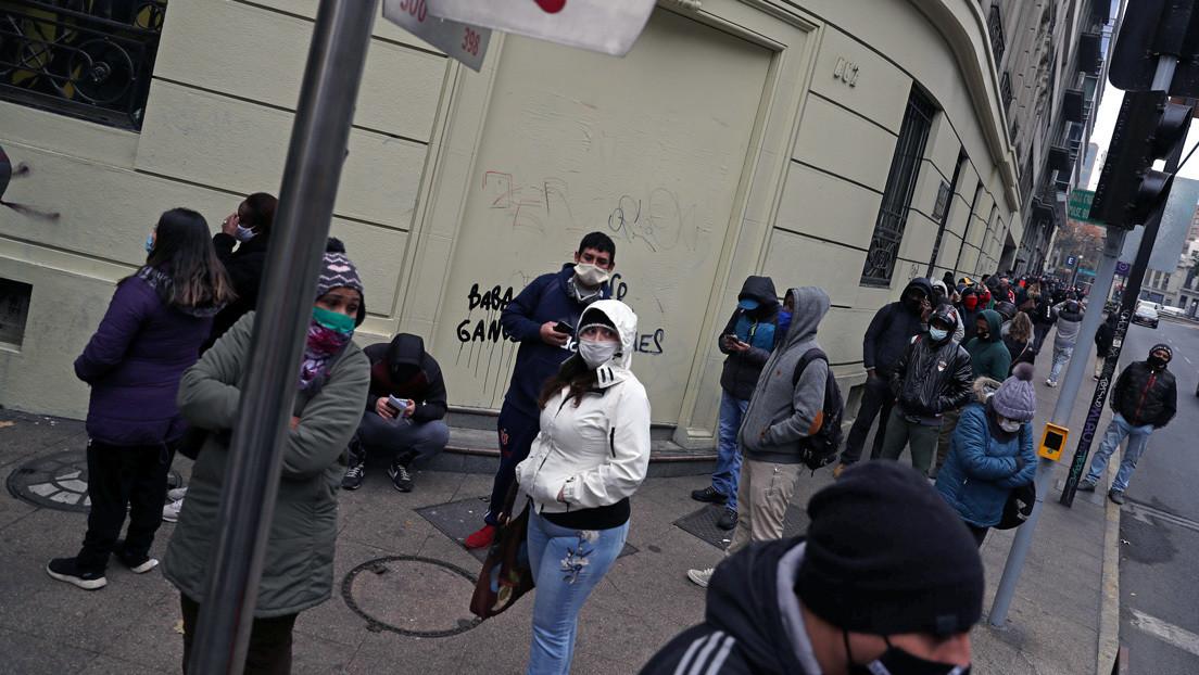 Naciones Unidas alerta de caída sin precedentes del empleo en Chile, Colombia, México y Perú debido a la pandemia