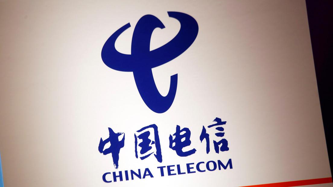 Pompeo insta a retirar a la empresa China Telecom el permiso para operar en EE.UU.