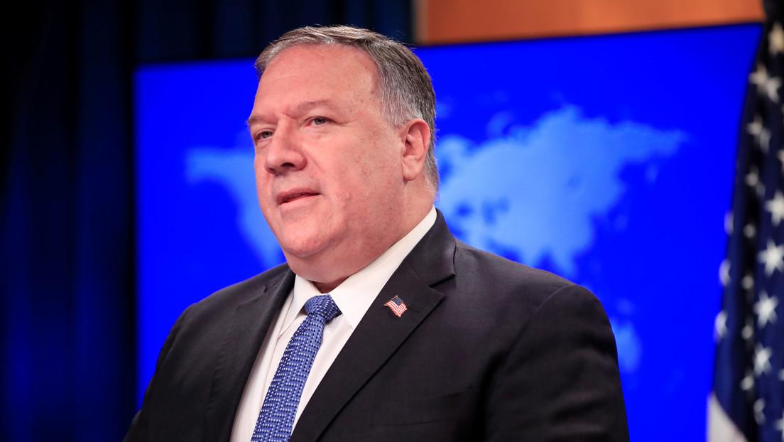 """""""Reducir el riesgo"""": Pompeo destaca el progreso en el diálogo sobre el desarme con Rusia e insta a China a unirse"""