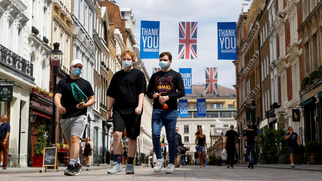 Autoridades locales británicas podrán ordenar la demolición de edificios como último recurso para detener el covid-19 thumbnail