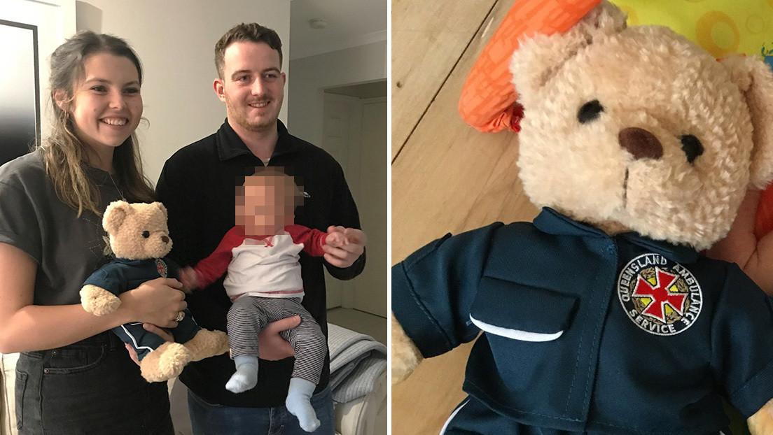 Una mochilera desconocía que tenía 9 meses de embarazo y da a luz en medio de una autopista en Australia