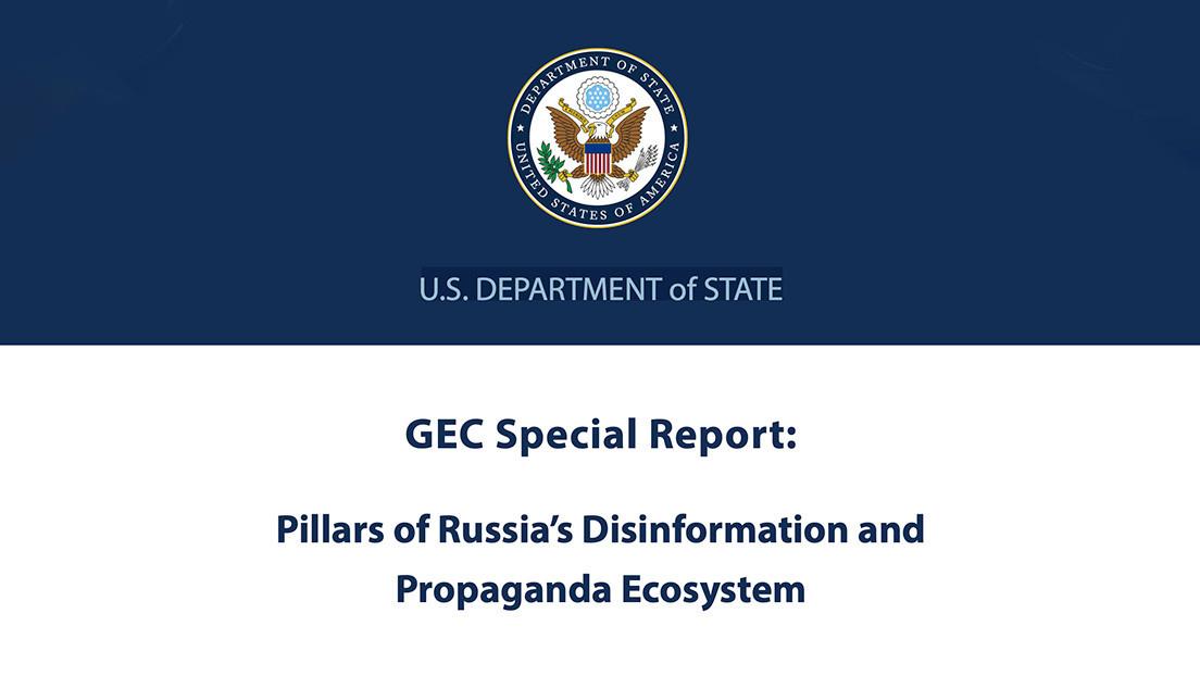 Moscú: El informe de EE.UU. sobre la desinformación es otra manifestación de la difamación contra Rusia