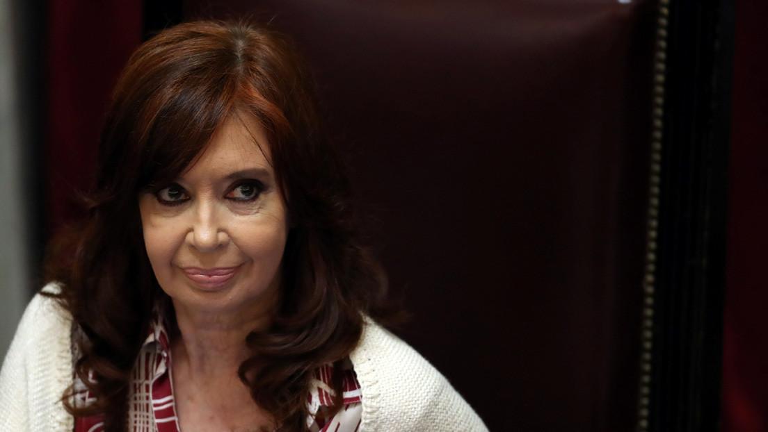 """Cristina Kirchner demandará a Google por figurar como """"ladrona de la nación argentina"""" en el buscador"""