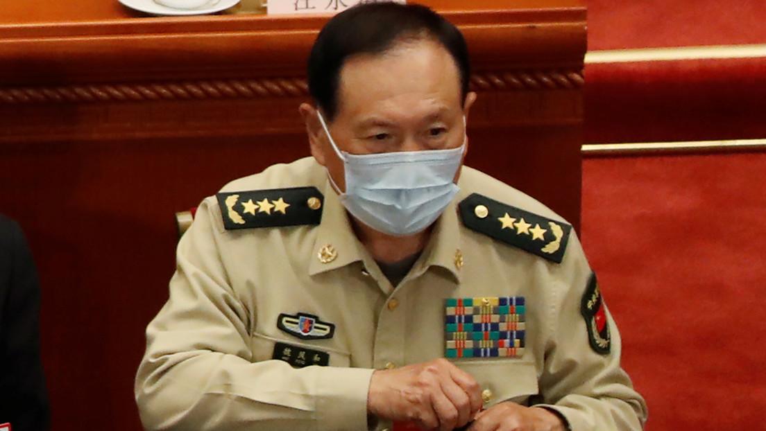 """Ministro de Defensa de China insta a EE.UU. a evitar """"acciones peligrosas"""" que puedan llevar a conflictos"""