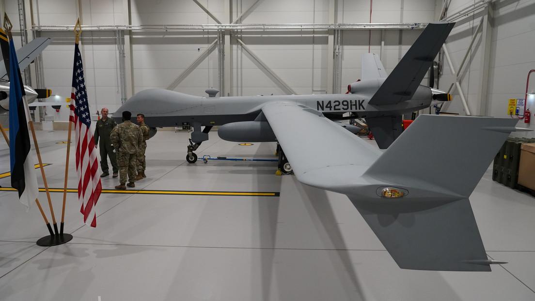Reportan que EE.UU. está negociando con Taiwán la venta de aviones de combate no tripulados