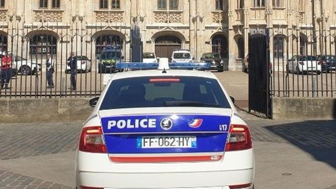 Un hombre armado toma varios rehenes en un banco de la localidad francesa de Le Havre
