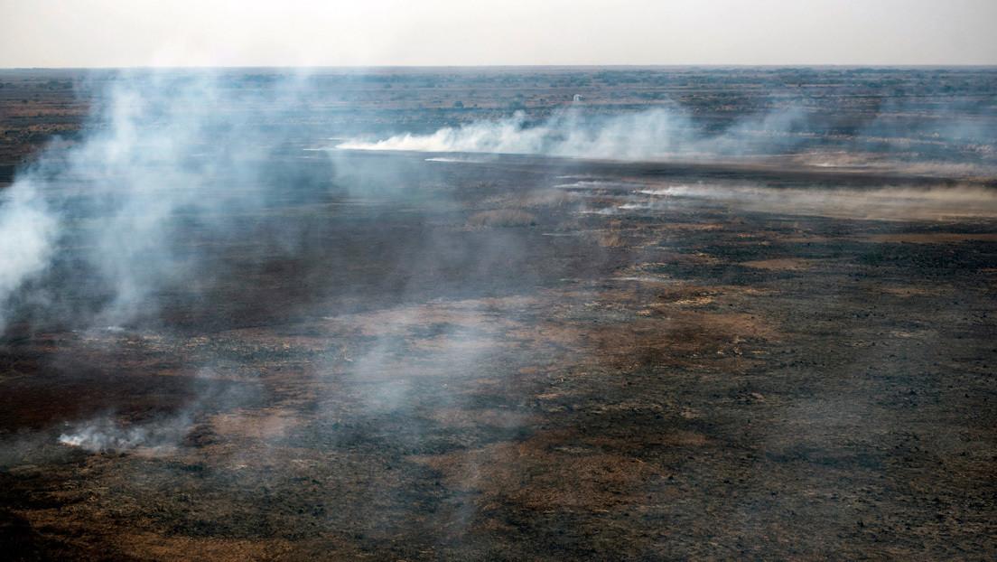 ¿Cómo siguen los incendios de Argentina? 90.000 hectáreas quemadas y todavía puede empeorar