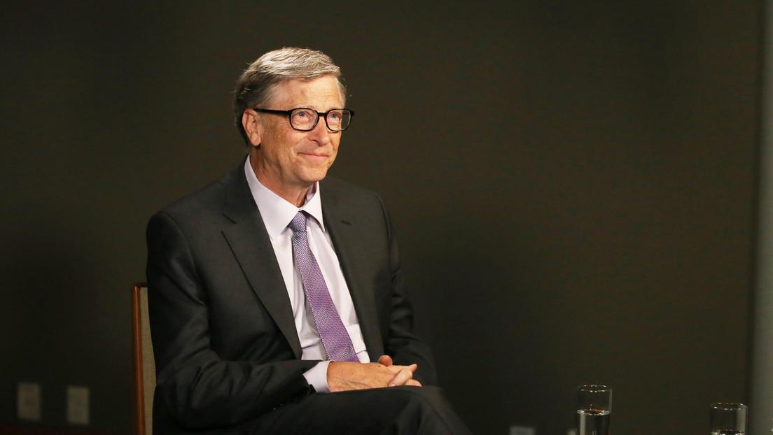 """Bill Gates tacha de """"basura total"""" las pruebas de covid-19 en EE.UU."""