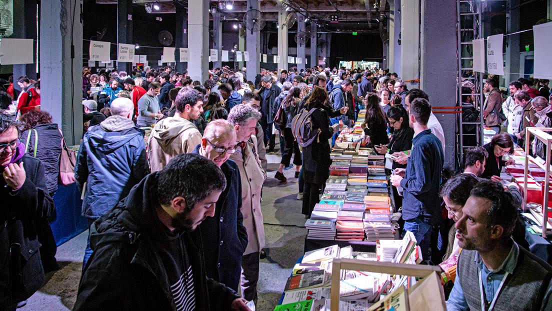 La cultura en tiempos de pandemia: inicia la Feria de Editores en Argentina en su primera versión virtual thumbnail