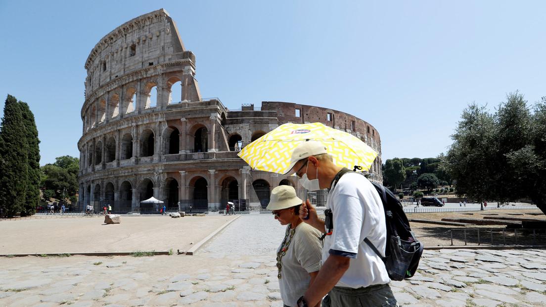 Italia registra un aumento del 37 % en casos diarios de coronavirus