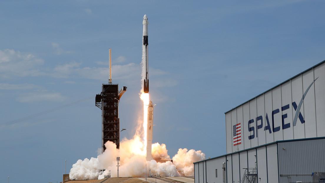 SpaceX recibe del Pentágono un contrato de 316 millones de dólares para lanzamientos espaciales