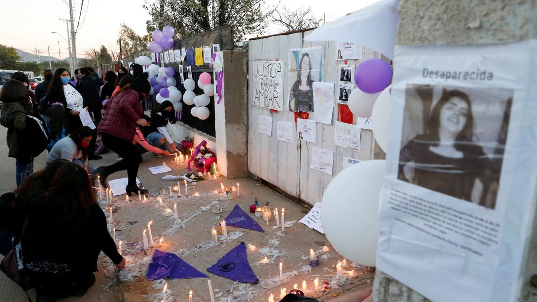 El asesinato de la adolescente Ámbar indigna a Chile: el sospechoso gozaba de libertad condicional pese a dos crímenes