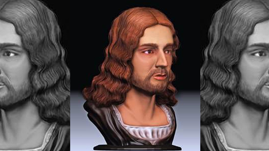 Una reconstrucción facial en 3D confirma que Rafael sí está enterrado en el Panteón de Roma