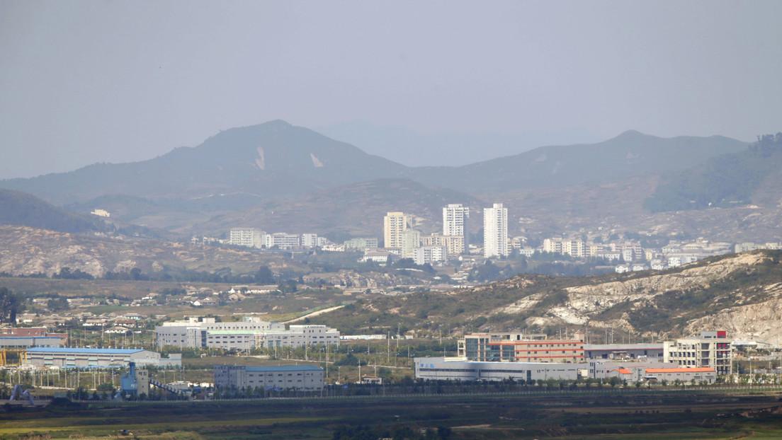 Corea del Norte: Llevan suministros de ayuda a la ciudad bloqueada por sospechas de covid-19