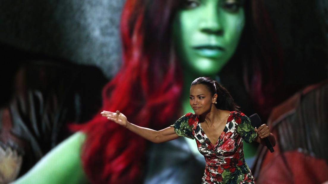 """""""Se merecía algo mejor"""": Una estrella de 'Guardianes de la galaxia' se disculpa por su interpretación de Nina Simone"""