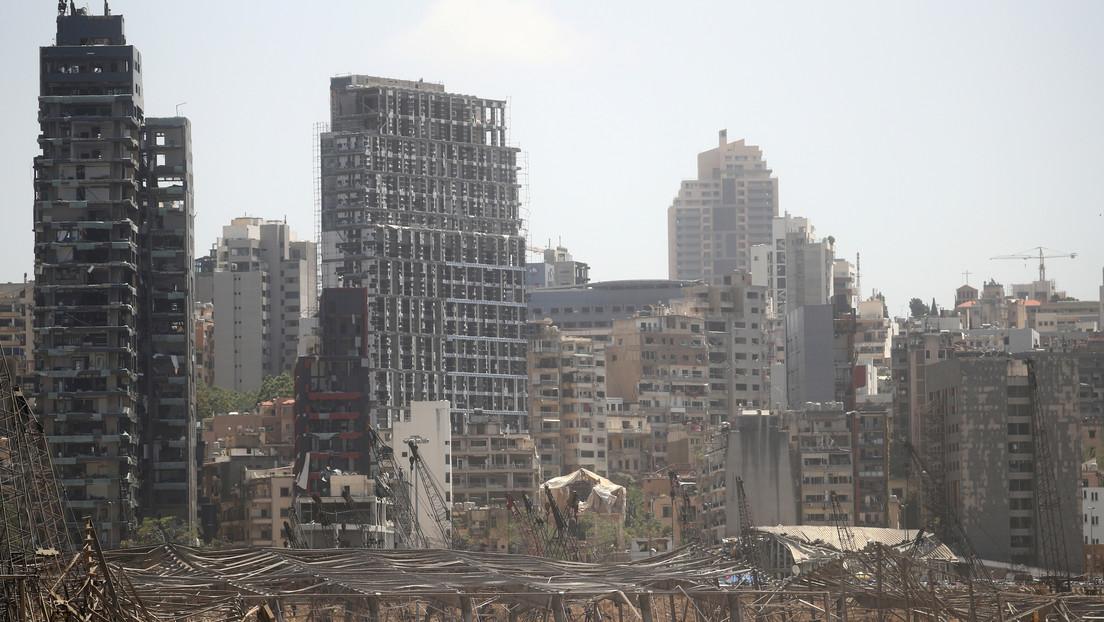 Video de la explosión en Beirut grabado en cámara lenta y en alta resolución permite ver en detalle cómo sembró la destrucción su onda expansiva
