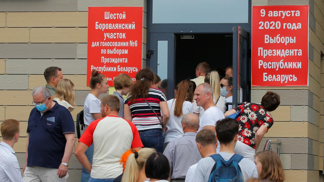 """Alemania: """"Tenemos grandes dudas de que las presidenciales en Bielorrusia se realizaran de manera democrática; no se cumplieron las normas mínimas"""""""