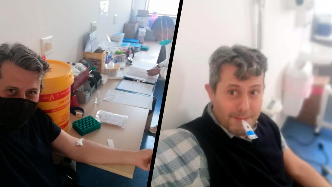 ¿Cómo es ser voluntario en las pruebas de la vacuna de Oxford que se producirá en México y Argentina?