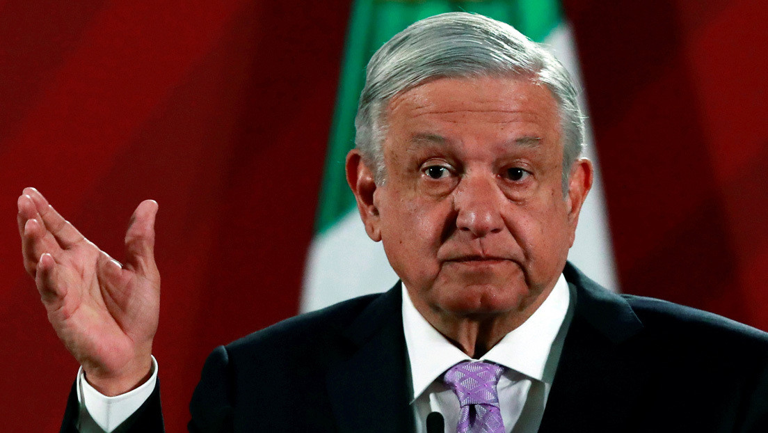 """López Obrador, sobre el gobierno de Calderón: """"Fue un narcoestado"""""""