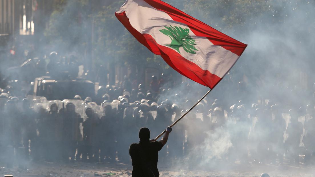 Los problemas profundos de Líbano que desvela la explosión en el puerto de Beirut