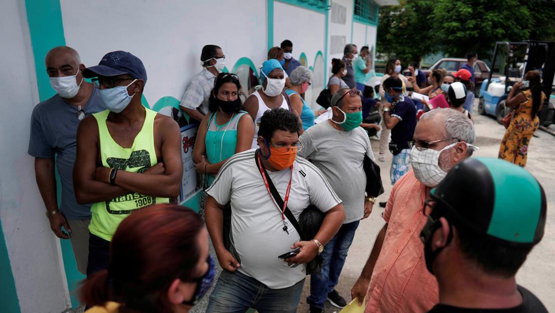 Cuba registra 93 nuevos casos de coronavirus en un día, su cifra más alta desde el inicio de la pandemia