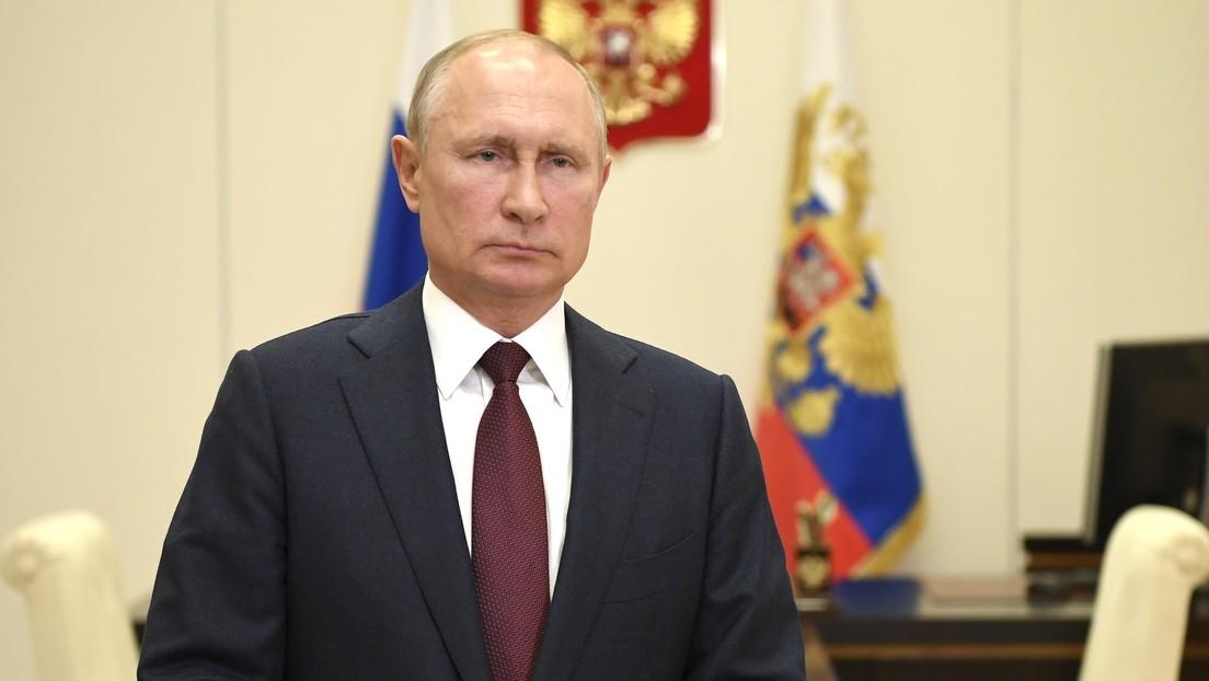 Putin anuncia el registro en Rusia de la primera vacuna contra el coronavirus del mundo thumbnail