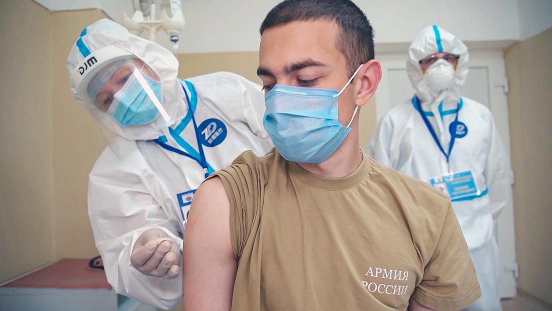VIDEO: El proceso de la elaboración de la primera vacuna del mundo contra el coronavirus, desarrollada en Rusia