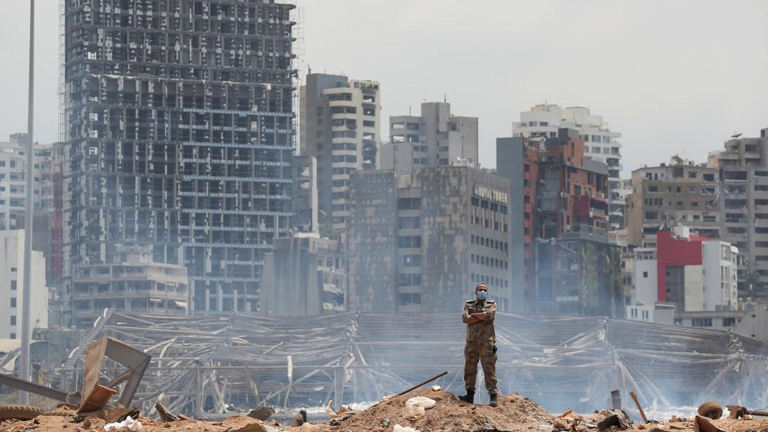 Un hombre fallece por la explosión en Beirut mientras visitaba en el hospital a su hija enferma de cáncer