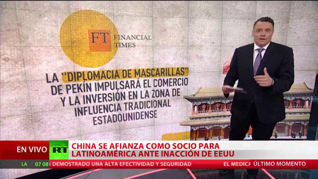 China se afianza como socio de América Latina ante la inacción de EE.UU.