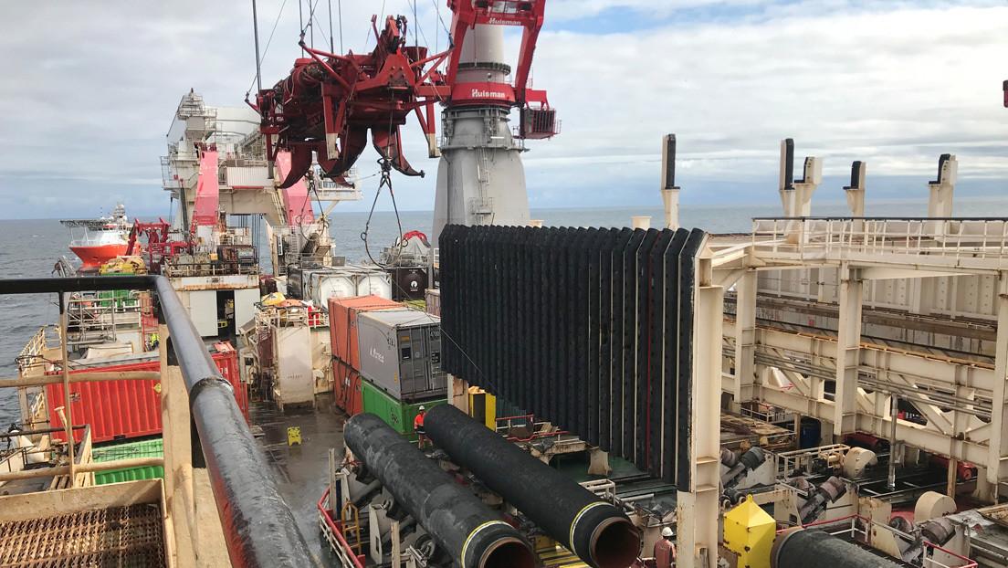 """Alemania sobre las sanciones estadounidenses al Nord Stream 2: """"Ningún país tiene derecho a dictar la política energética de Europa con amenazas"""""""