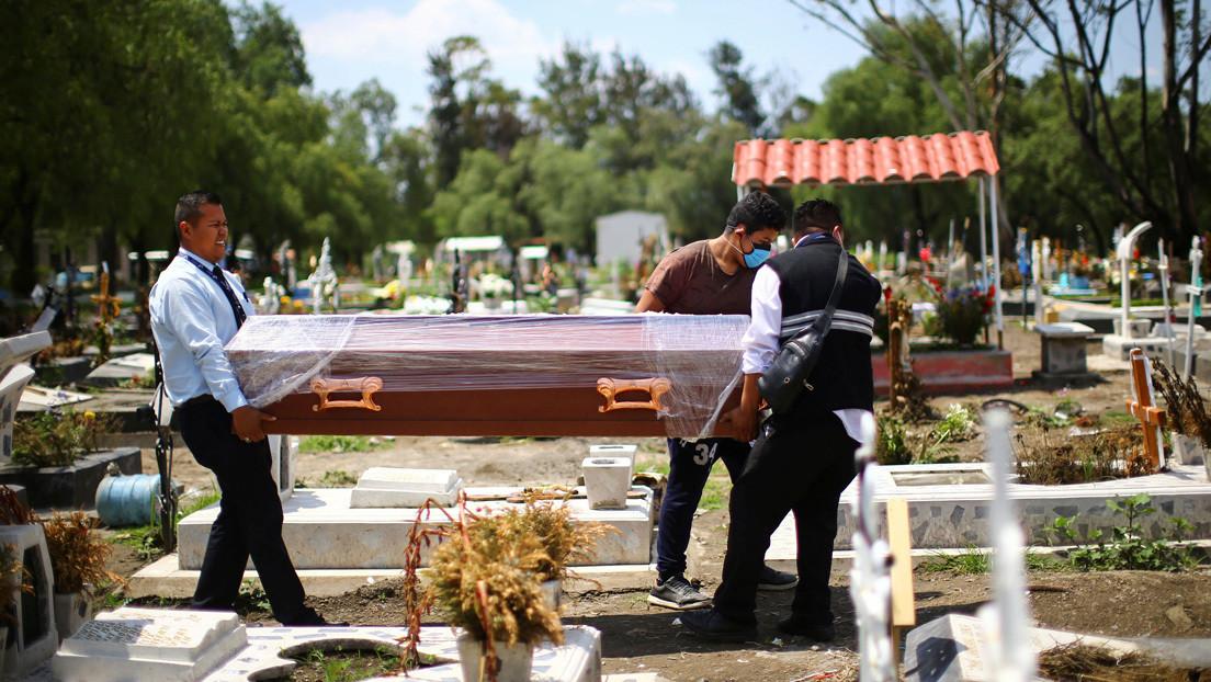 Latinoamérica supera a Europa en número de fallecidos por coronavirus thumbnail