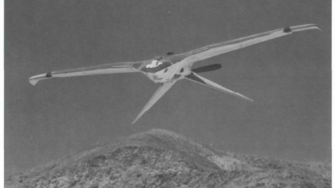 FOTO: La CIA desarrollaba un dron nuclear parecido a un pájaro para espiar a la Unión Soviética durante la Guerra Fría pero nunca completó el proyecto