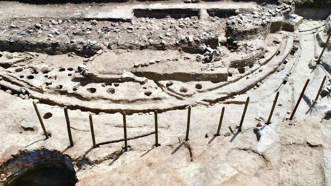 Descubren un 'Stonehenge de madera' de más de 4.500 años en Portugal
