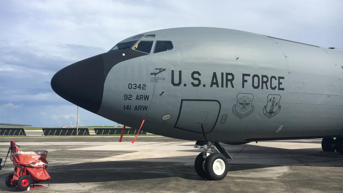 """Advierten que los aviones espías de EE.UU. """"crean riesgos"""" para las aeronaves civiles en el mar de la China Meridional"""