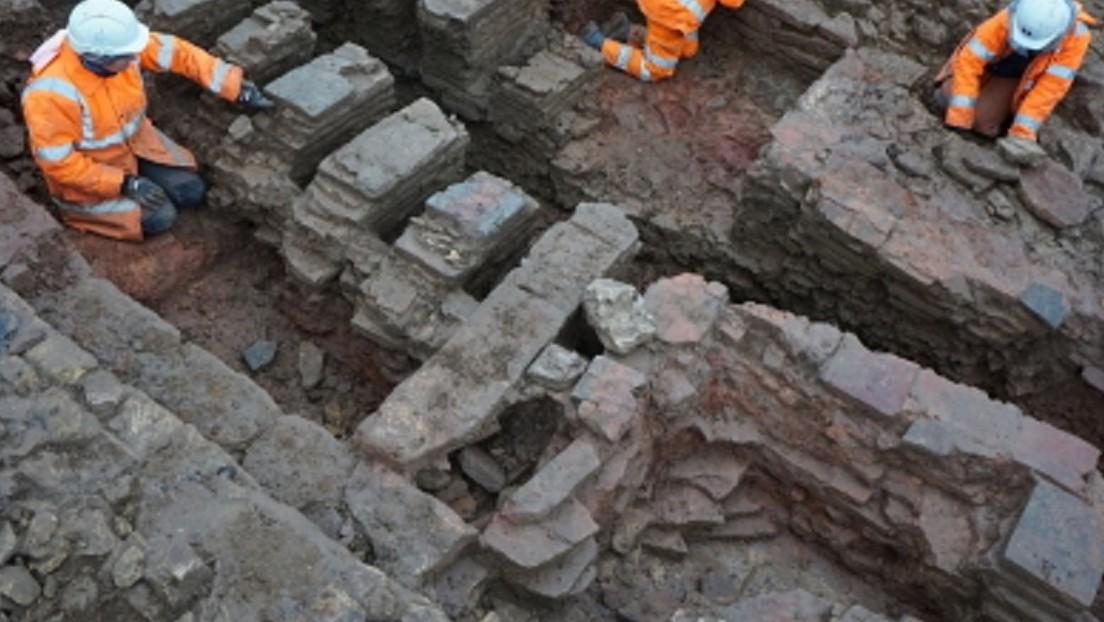 Descubren un inusual complejo industrial romano de 1.700 años de antigüedad (FOTOS)