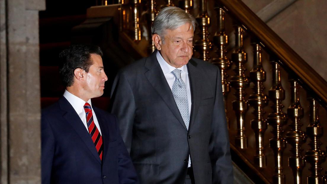 """López Obrador, sobre las acusaciones contra Peña Nieto y Videgaray: """"Yo no puedo detener el proceso judicial"""""""