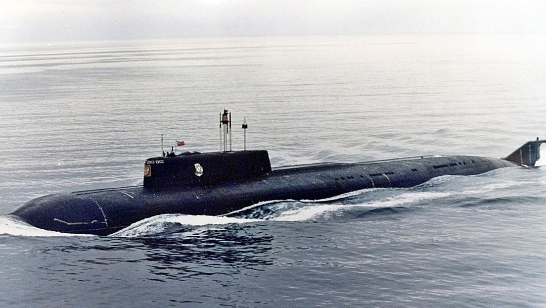 Rusia conmemora los 20 años del naufragio del submarino Kursk